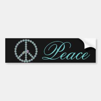Paz Pegatina Para Auto