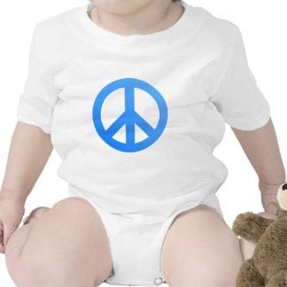 ¡Paz! Trajes De Bebé