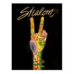 Paz - postal de Shalom