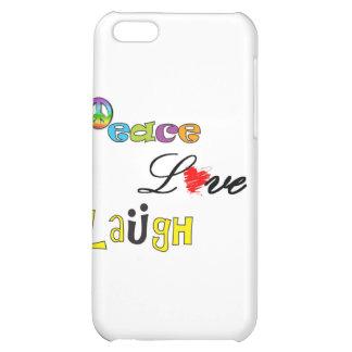 Paz, risa del amor