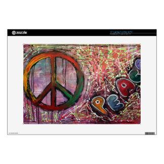 Paz Skins Para 38,1cm Portátiles