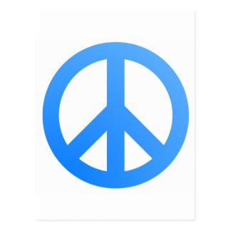 ¡Paz! Tarjeta Postal