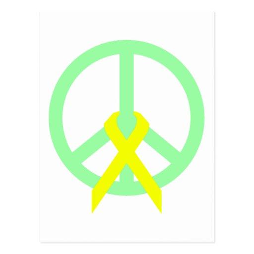paz tarjetas postales