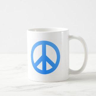 ¡Paz! Tazas De Café