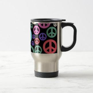 paz taza de café