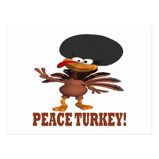 Paz Turquía Postal