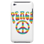 ¡Paz y amor! Case-Mate iPod Touch Funda