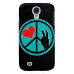 Paz y amor del signo de la paz