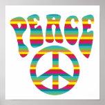 ¡Paz y amor! Poster