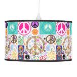 Paz y collage de Paisley