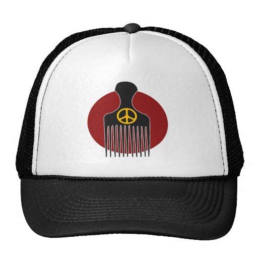 Paz y gorra de Nappyness