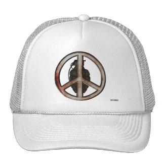 Paz y guerra gorra