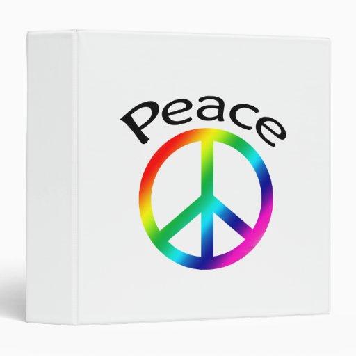 Paz y palabra del arco iris
