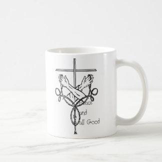 Paz y toda la buena taza
