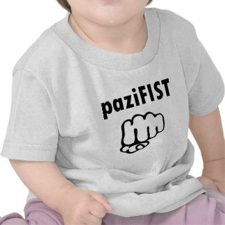 pazifist icon tee shirts