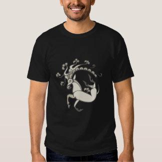 Pazyryk Deer Mens/unisex Light Design Shirt