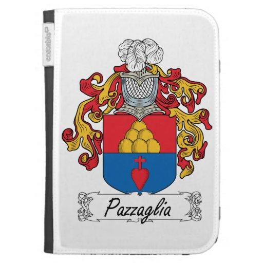 Pazzaglia Family Crest Kindle Case