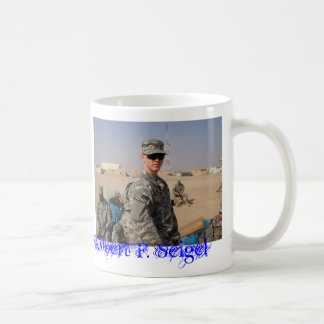 PB040009, Proud Grandmother of a deployed U.S. ... Coffee Mug