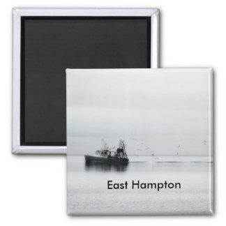 PB143543, East Hampton 2 Inch Square Magnet