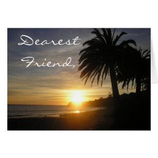 PB240299, DearestFriend, Card