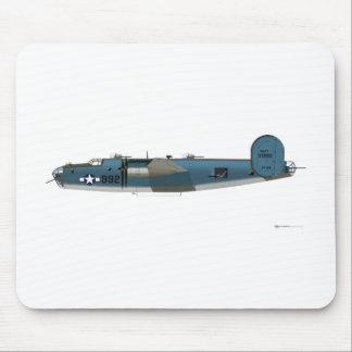 PB4Y-1 libertador consolidado 31992 Alfombrillas De Raton