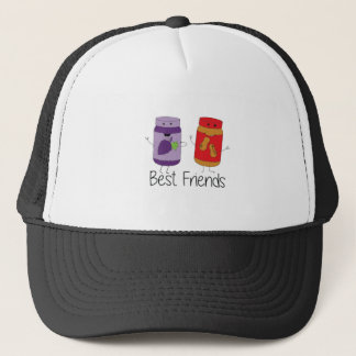PB and J Best Friends- Color Trucker Hat