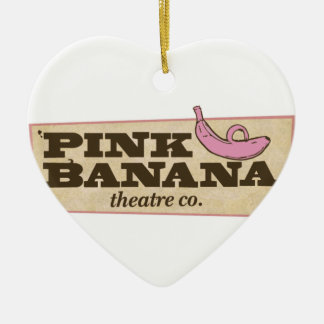 PB for your tree! Ceramic Ornament