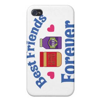PB&J BFF COVER FOR iPhone 4