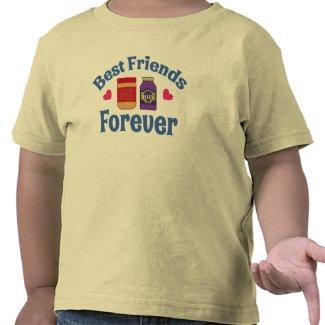PB&J BFF shirt