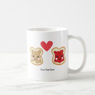 PB & J (customizable) Coffee Mug