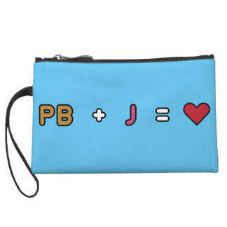 PB + J = Love Bag - Custom Color