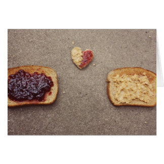 pb&j love card