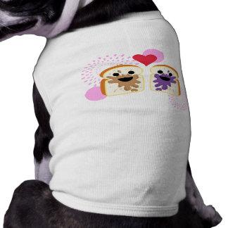 PB& J Love Dog Clothes
