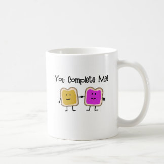 PB & J COFFEE MUGS