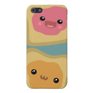 PB&J Toast Case For iPhone SE/5/5s