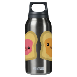PB&J Toast Insulated Water Bottle
