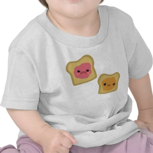 PB&J Toast T-shirt