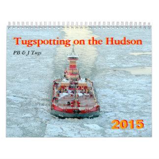 PB&J Tugs Wall Calendars