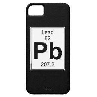 Pb - Lead iPhone SE/5/5s Case