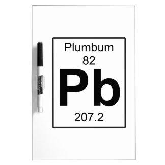 Pb - Plumbum Dry-Erase Board