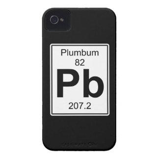 Pb - Plumbum iPhone 4 Case-Mate Case