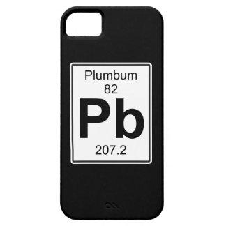 Pb - Plumbum iPhone SE/5/5s Case
