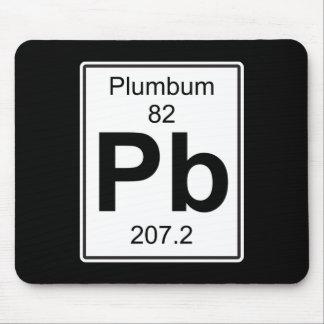 Pb - Plumbum Mouse Pad