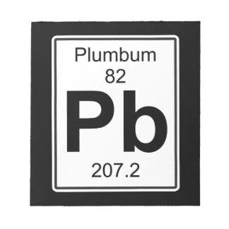 Pb - Plumbum Notepad