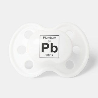 Pb - Plumbum Pacifier