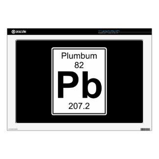 Pb - Plumbum Skins Para 43,2cm Portátil