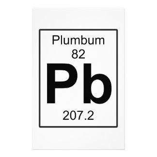 Pb - Plumbum Stationery
