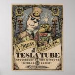 PB Tesla Poster