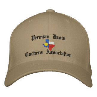 PBCA Embroidered Cap
