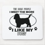 Pbgv designs and gifts mousepads